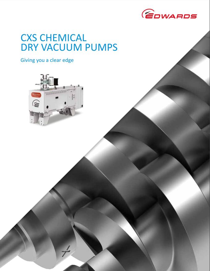 CXS Brochure