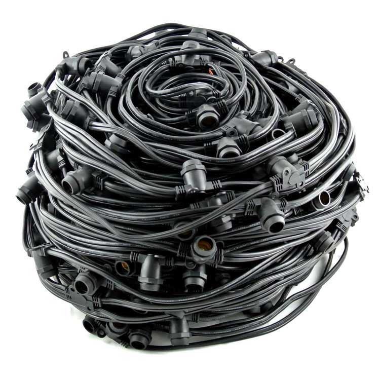 Bulk Reel String Light Cords