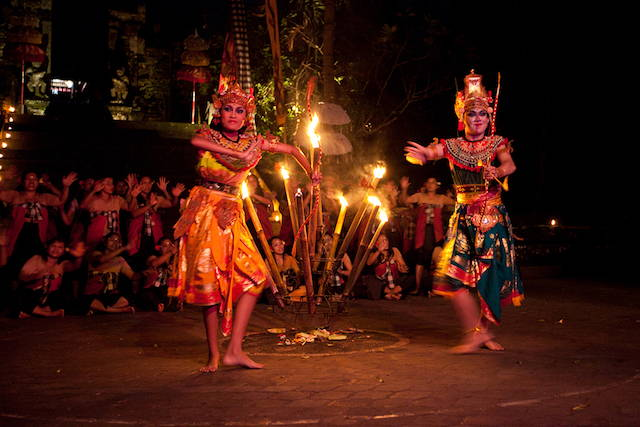 Experience Balinese Traditional Dances in the Heart of Bali
