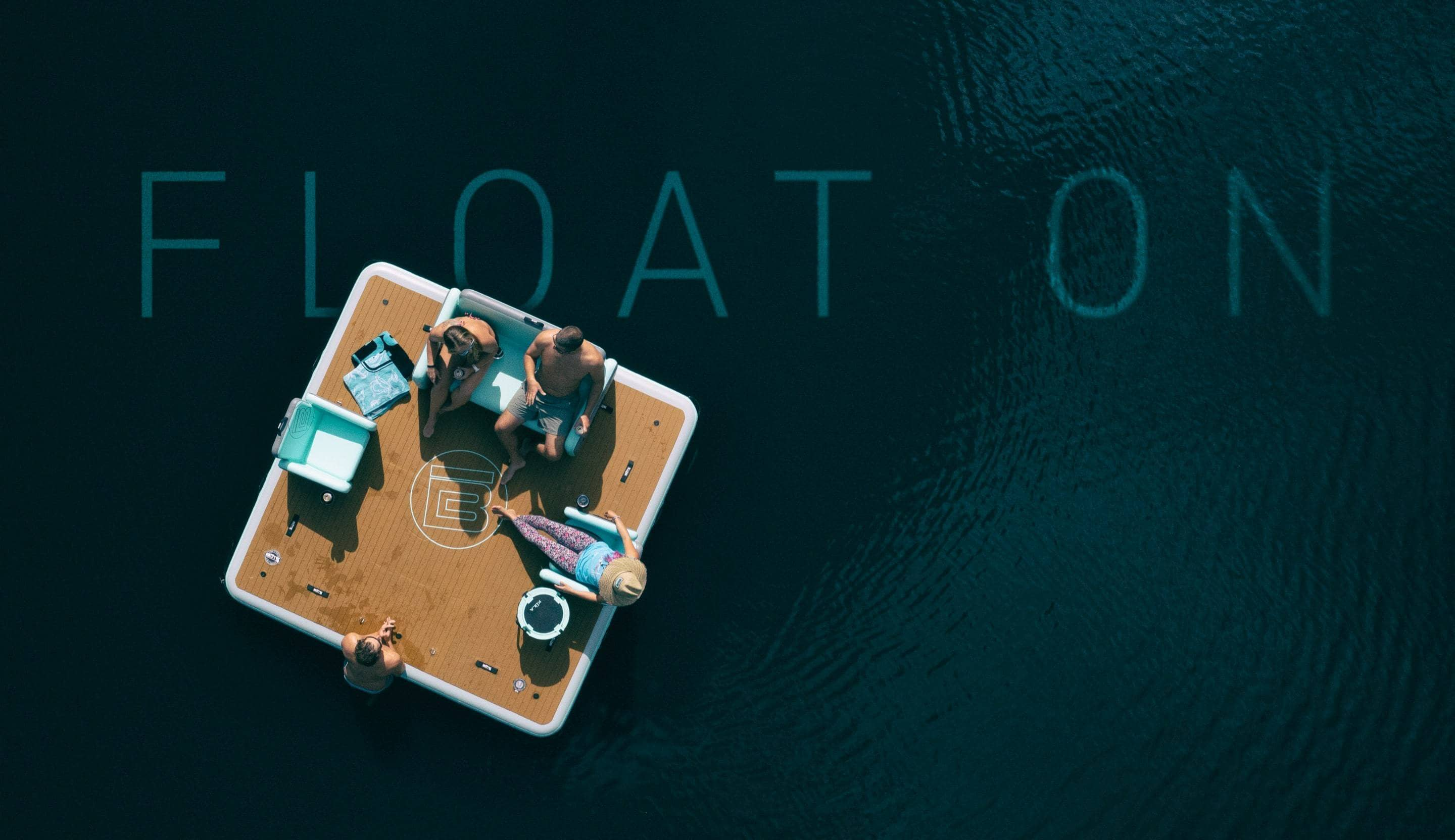 BOTE Docks // Your Floating Oasis