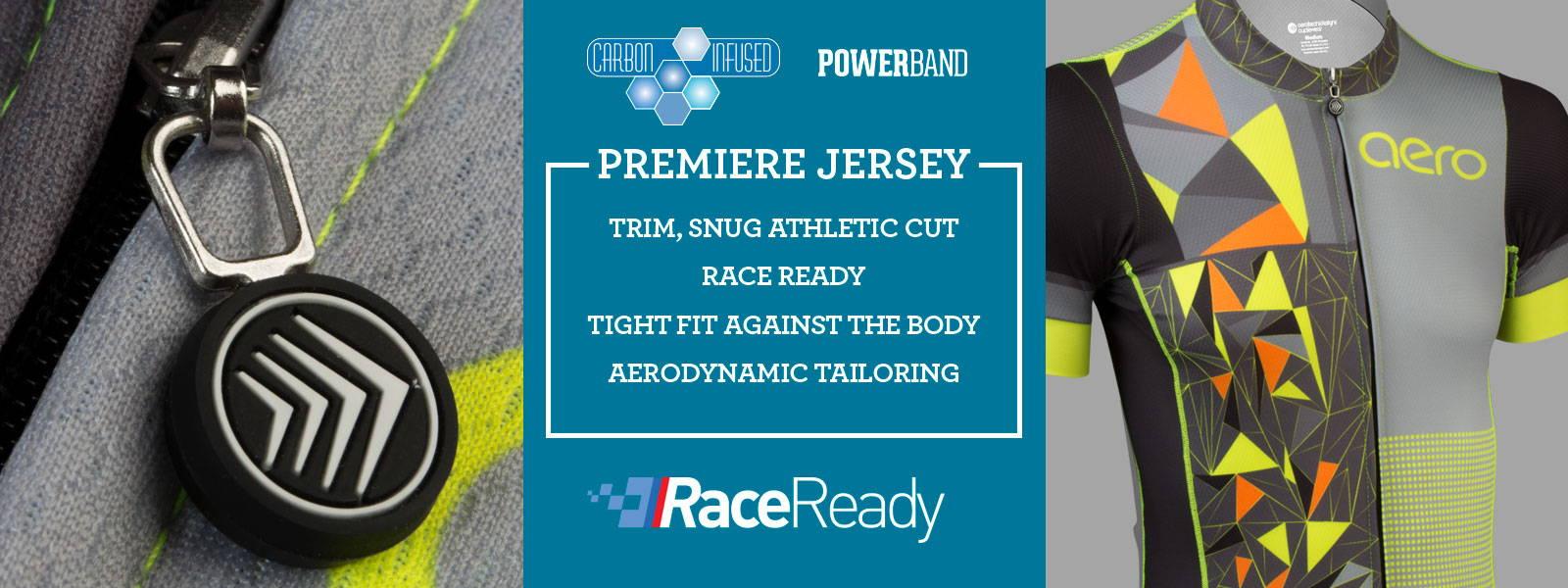 Premiere Cycling Jerseys