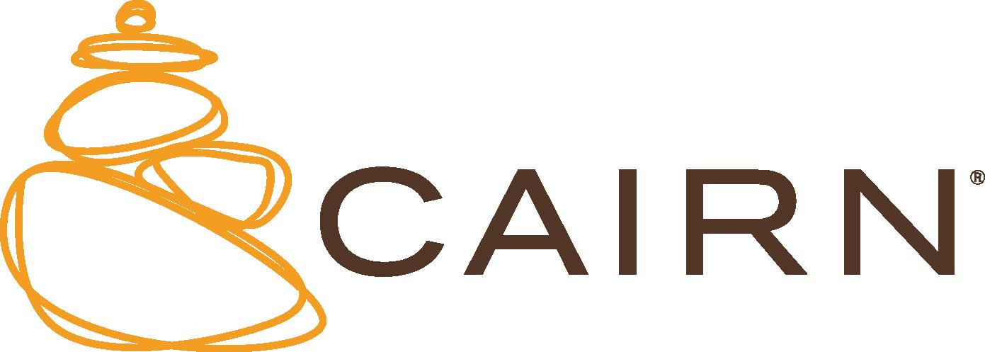 Cairn logo.