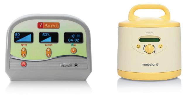 Hospital Grade Breast Pump Rentals   Medela & Ameda   DayOne