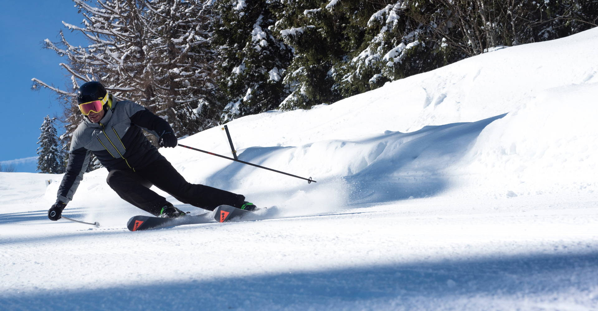 WEDZE (ウェッゼ) スキー ダウンジャケット ウォーム Downhill 900 メンズ