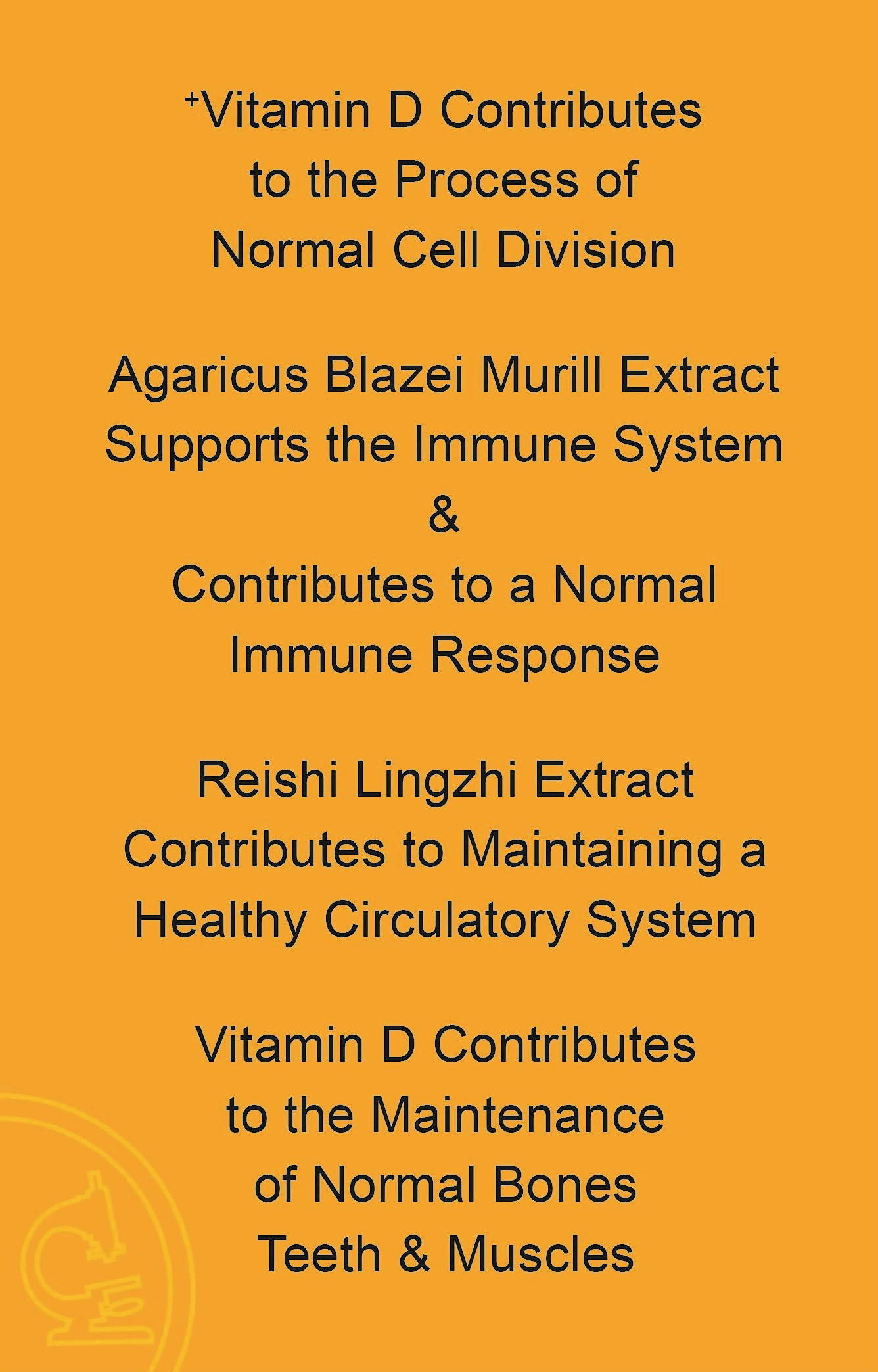 Healthy Cell 3 Benefits