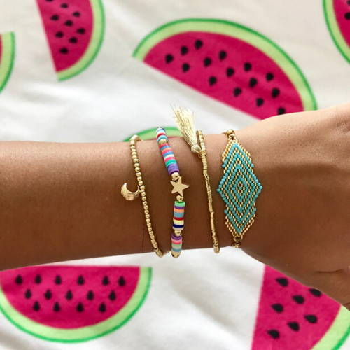 Finding the perfect gift bracelets on wrist