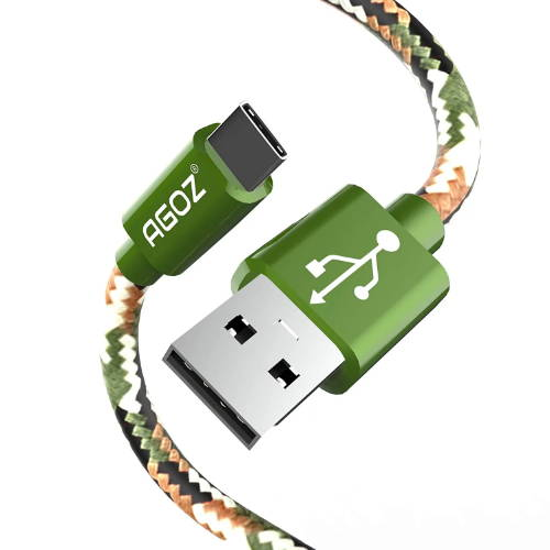 4ft Camo USB C Cable Fast Charger for Google