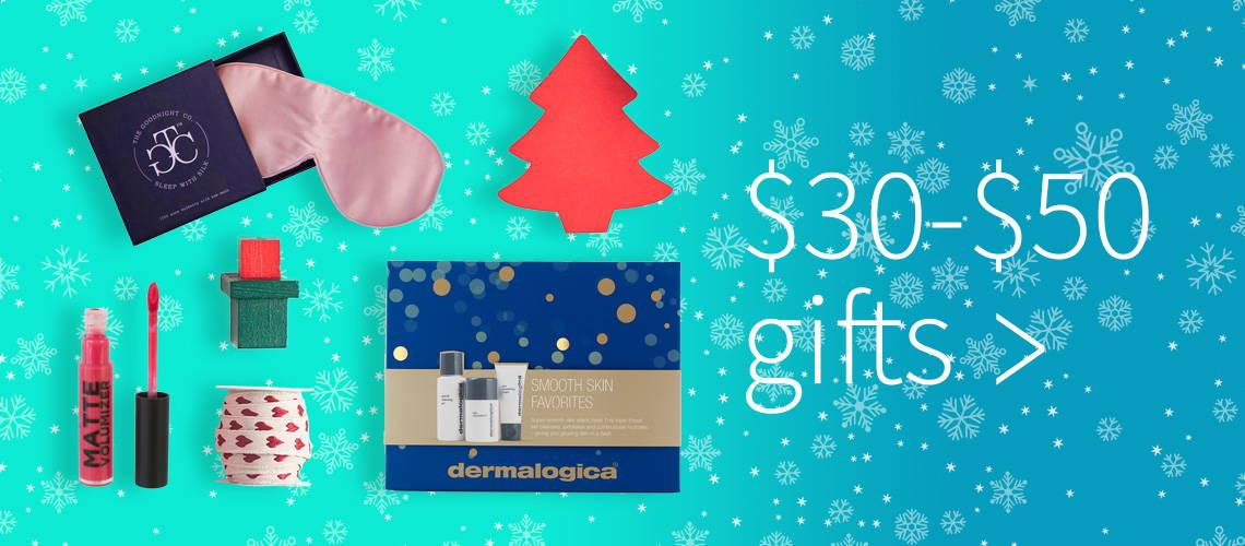Christmas Gifts Skincare