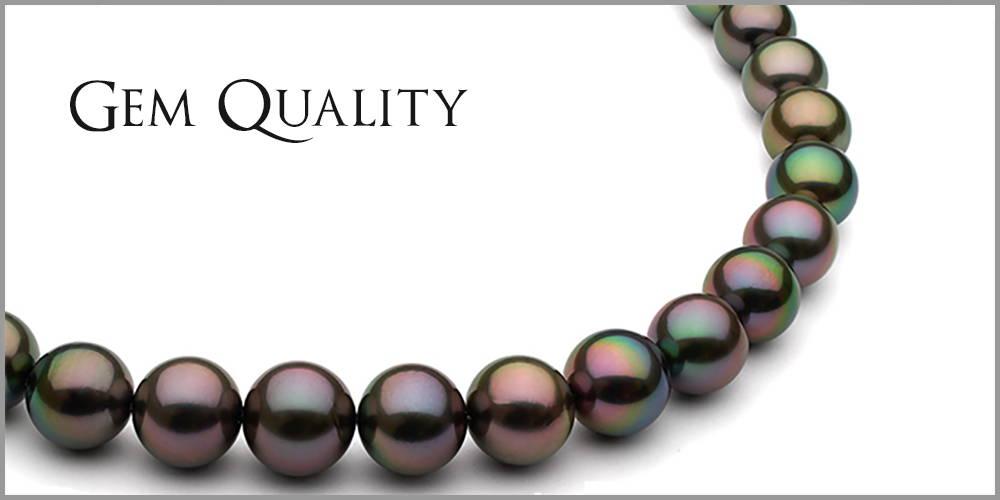 Tahitian Pearl Grading: Gem Quality