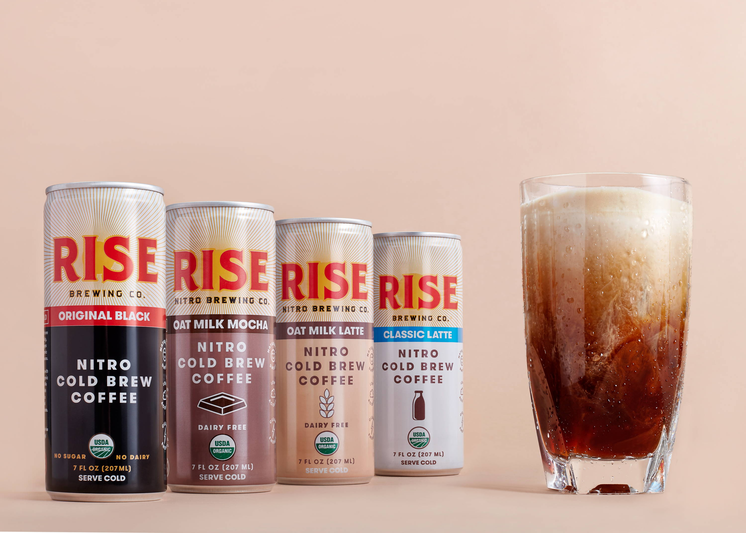 RISE Brewing Co. Coffee