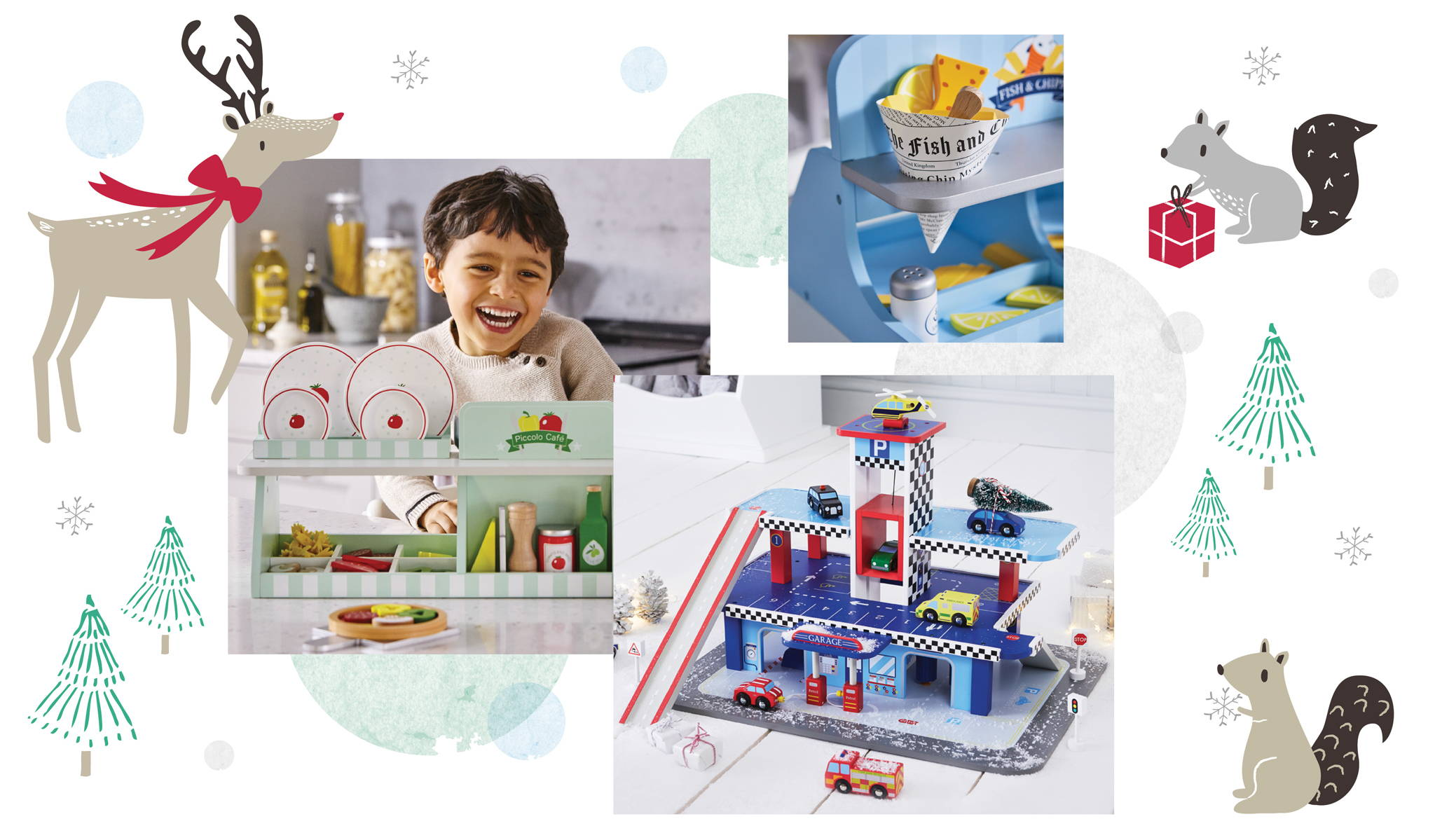 Toys & Christmas gifts for kids