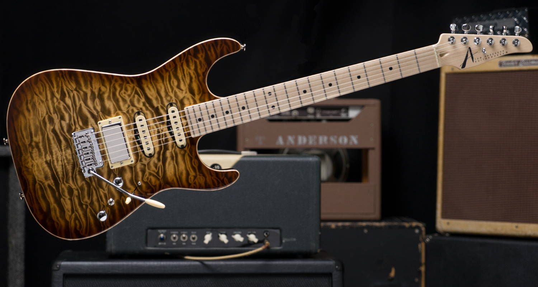Tom Anderson Guitar — HIENDGUITARHIENDGUITAR