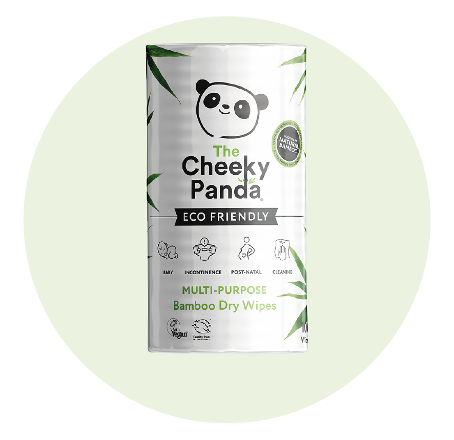 Bamboo Sustainable products I The Cheeky Panda UK