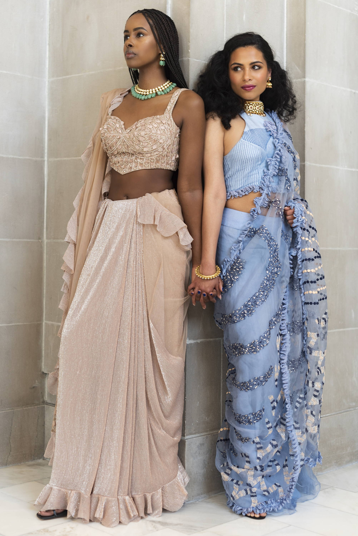 Vogue feature Riya Collective