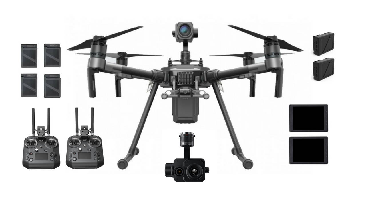 DJI Matrice 210 Advanced Inspection Kit