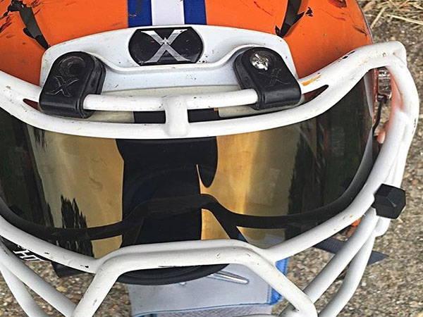 xenith football visor