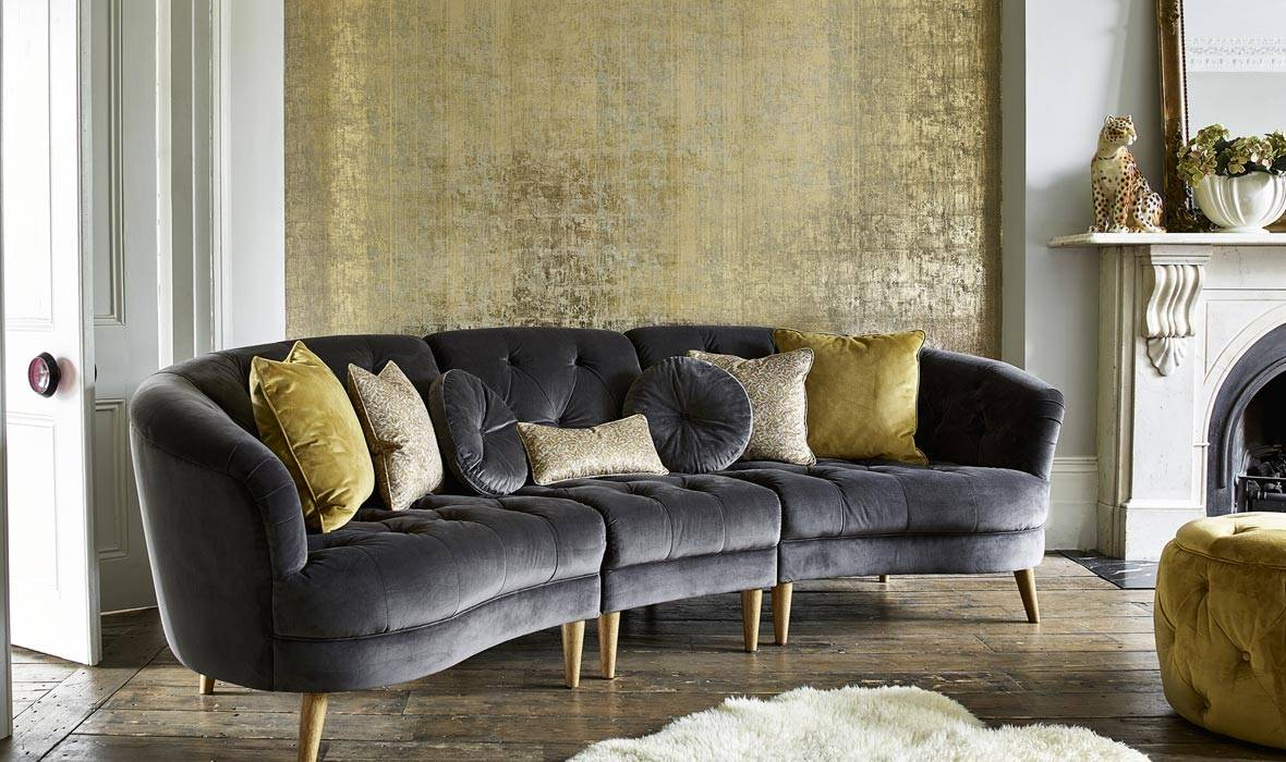 The Birdie sofa collection