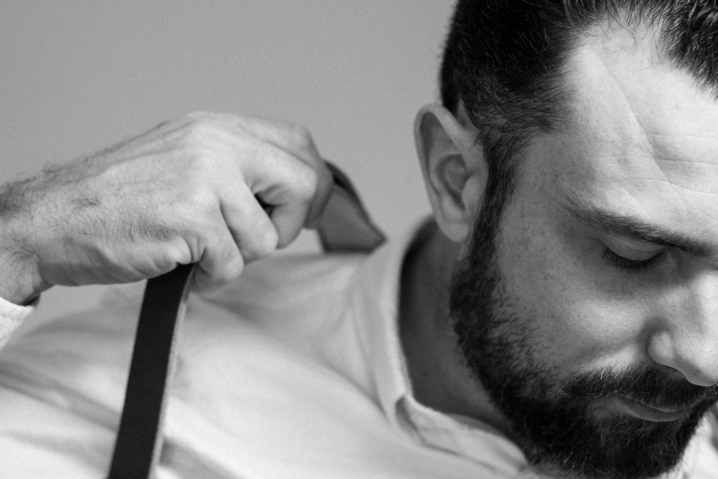 Dan Higginson: Getting Paid to Shoot Film  Dan Higginson self portrait