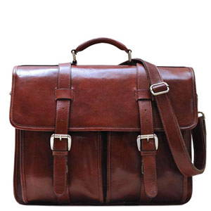 Italian Leather Briefcases for men