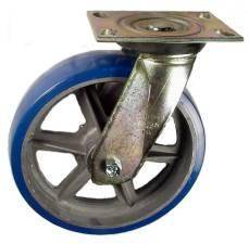 Heavy Duty Casters - Poly on Aluminum Wheels