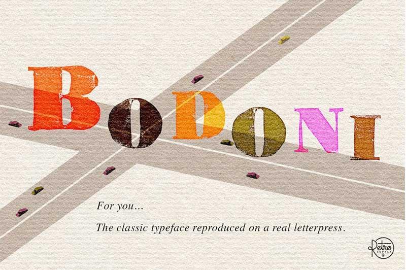 RSCO Bodoni Free
