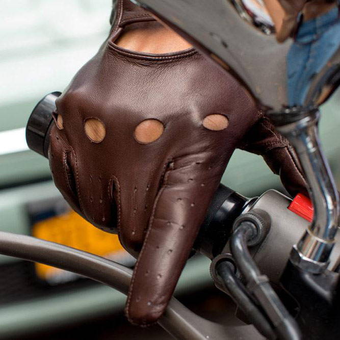 Floto Leather Gloves