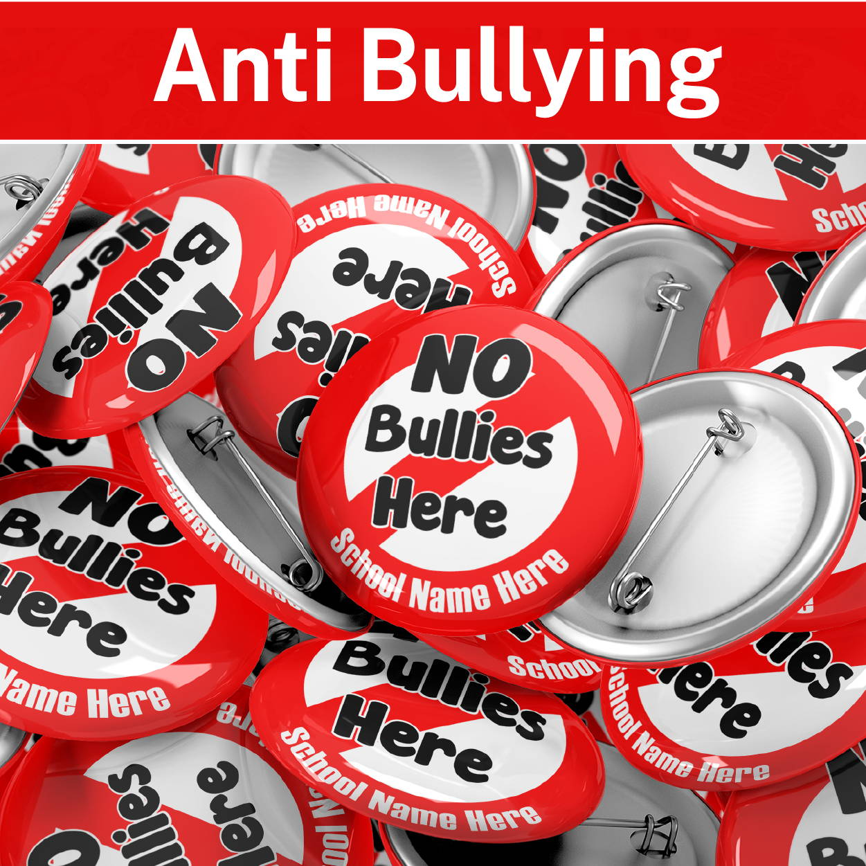 Anti Bullying Badges