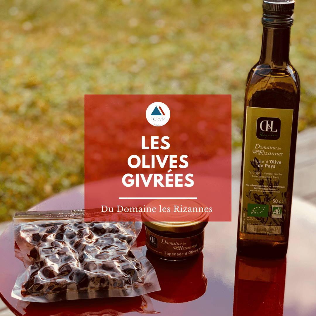 Huile d'olive bio de Nyons