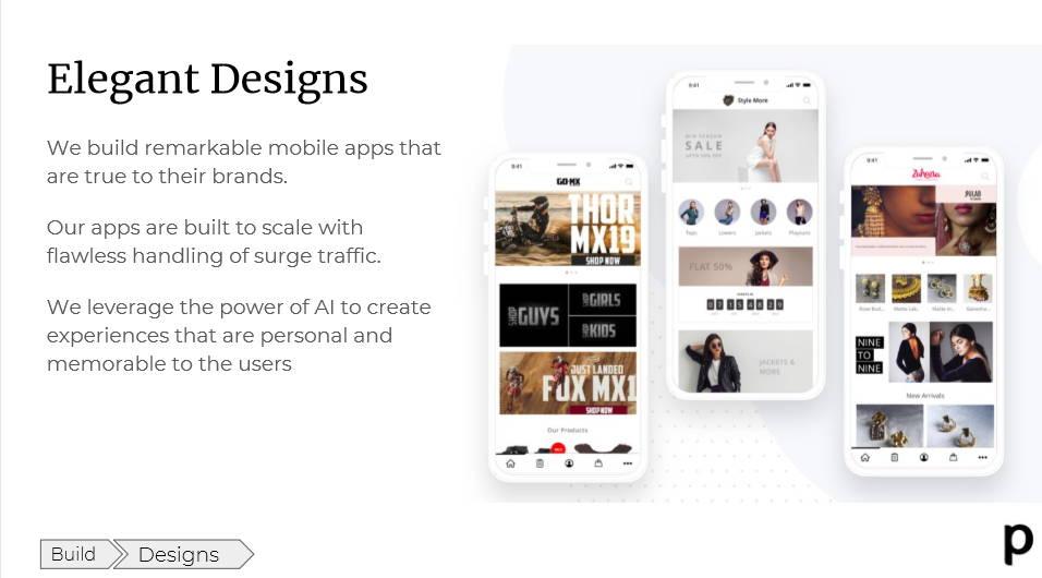 Plobal Design Examples