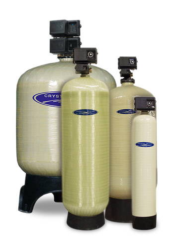 Commercial Granular Activated Carbon Water Filter Systems