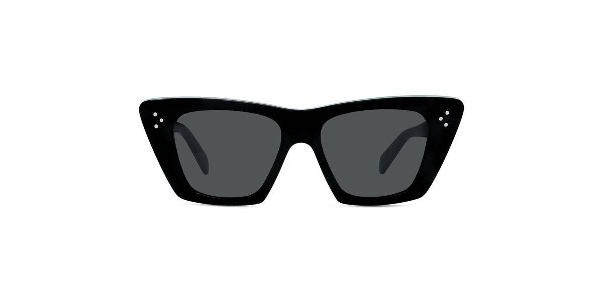 Shop the Black/Smoke Cat Eye Women Sunglasses