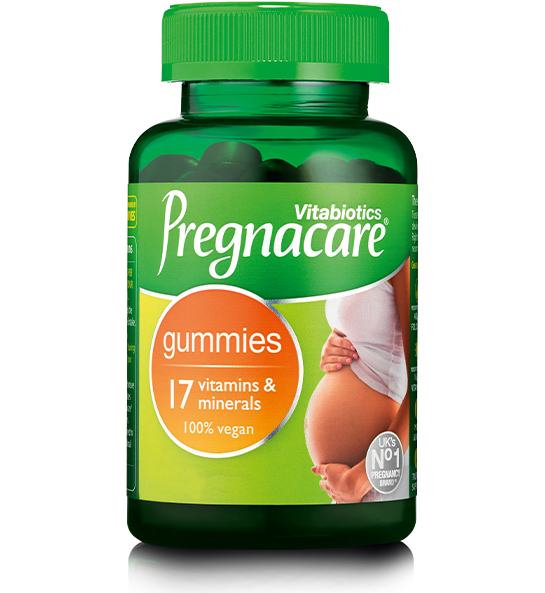 Pregnacare Gummies Bottle