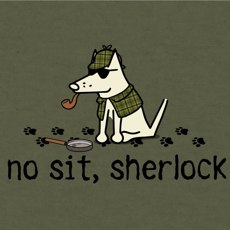 Shop teddy the dog no sit, sherlock teddy after bark collection