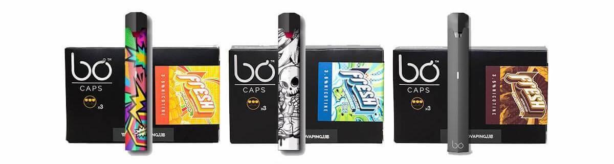 Bo Vape Starter Kits - Shop Wholesale Bo One Kits by Bo Vaping