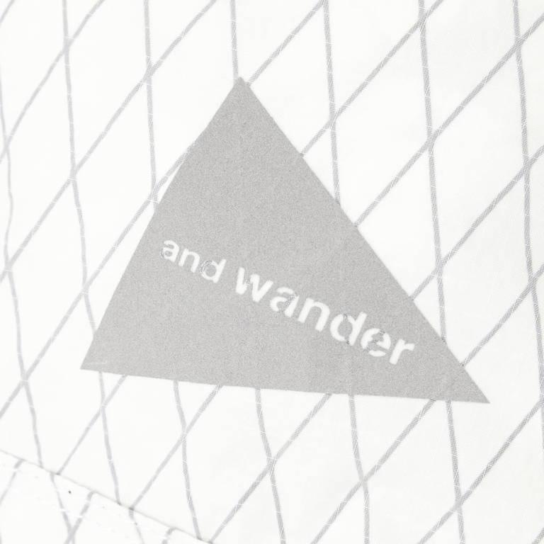 andwander(アンドワンダー)/エックスパック 30L バックパック/グレー/UNISEX