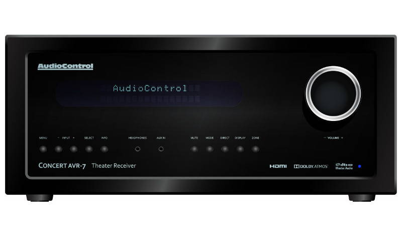 AudioControl AVR-7