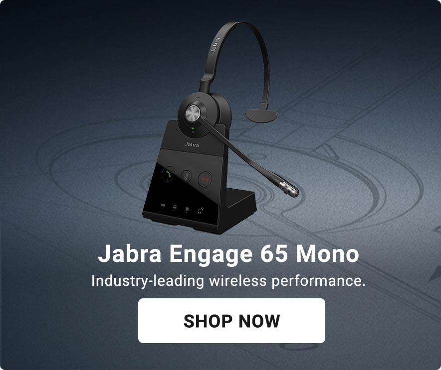 JABRA Engage 65 Mono - Shop Now