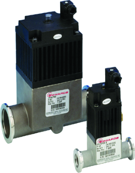 Edwards Pneumatic Operation In_line Isolation Valves