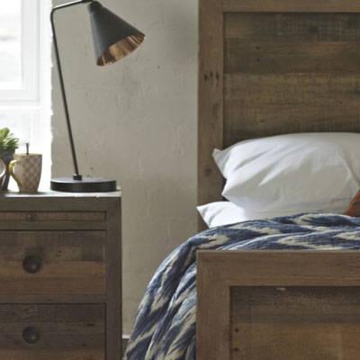 Colebrook Industrial Bedroom