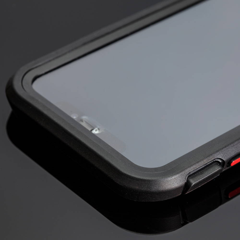 Enduro iPhone Protective Case REDi Button bult in