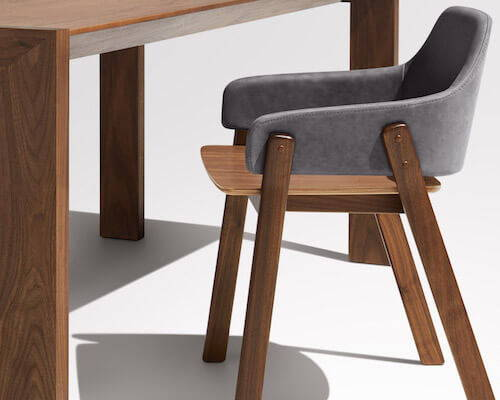 Blu Dot Clutch Dining Chair