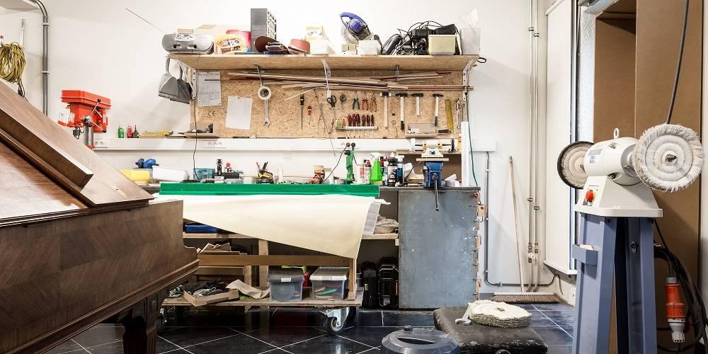 Restauratie Werkplaats Veenendaal