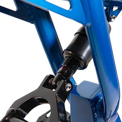 full suspension e-bike