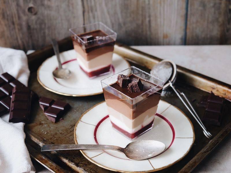 verrines chocolat la boite du chef