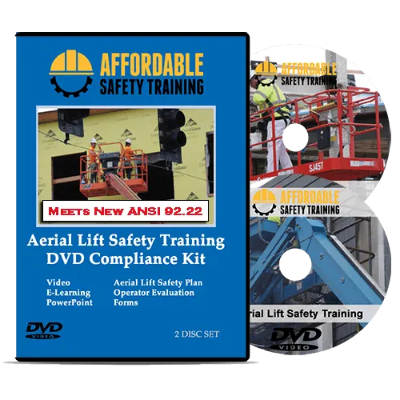 Aerial Lift Train The Trainer Kit