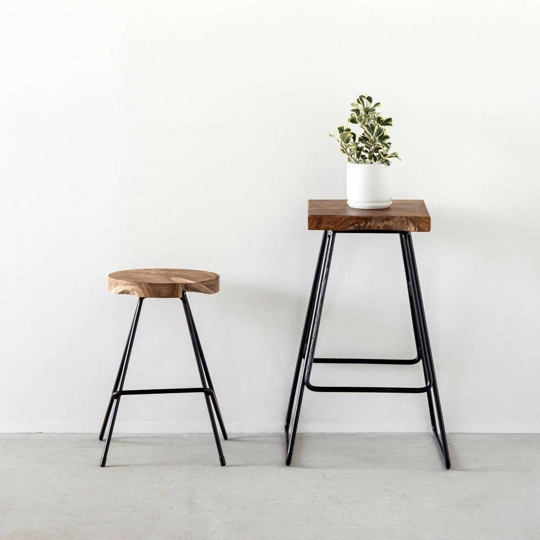「素材」×「デザイン」 シンプルな鉢 シリーズ - White 2〜4号