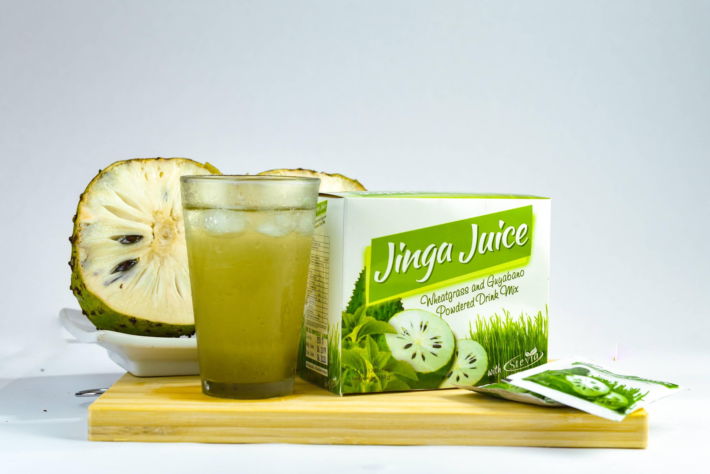 Jinga Juice Guyabano Drink