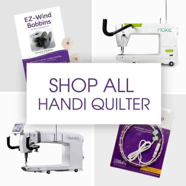 Shop All Handi Quilter Prodcuts