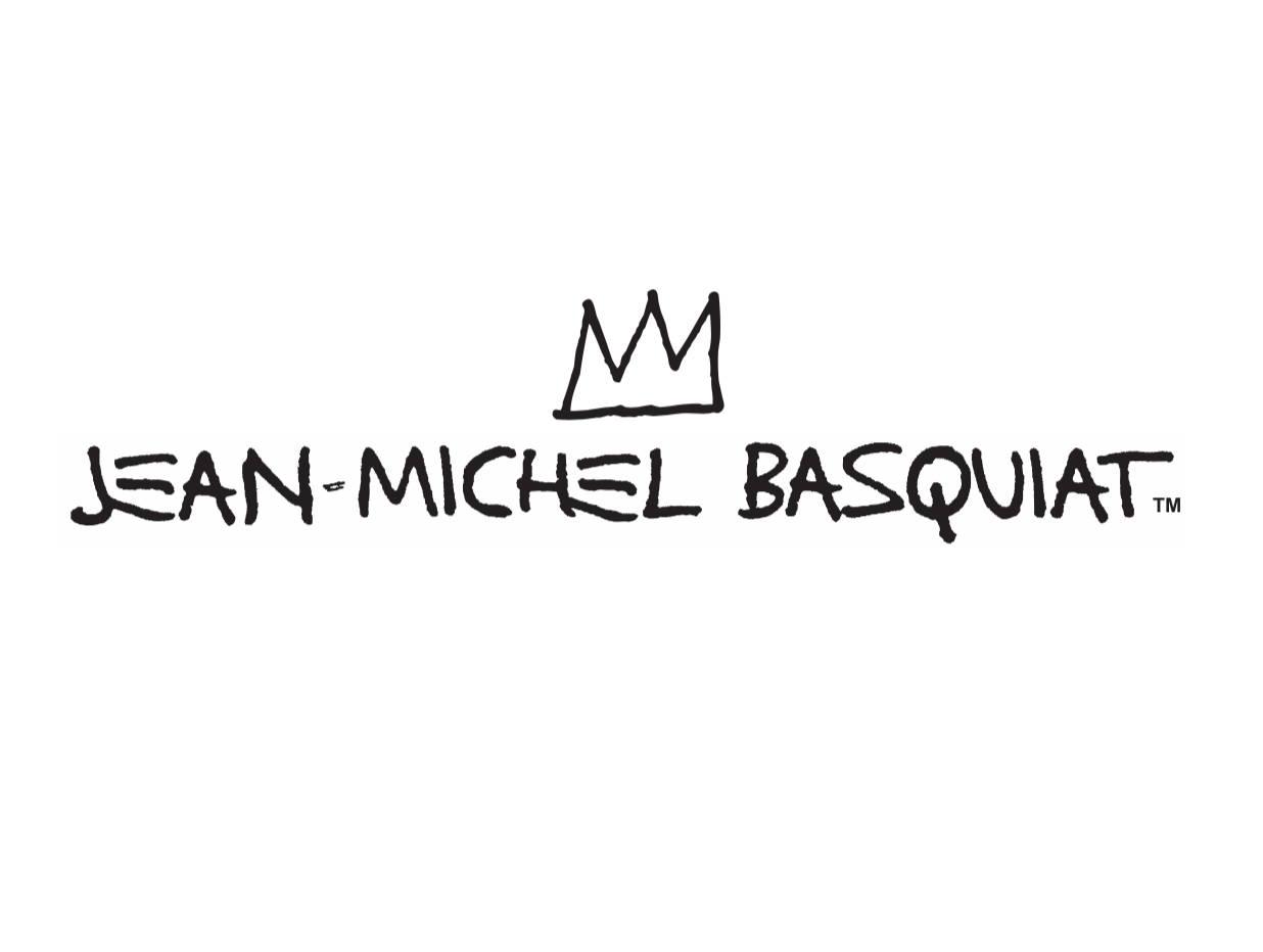 Jean-Michel Basquiat Logo
