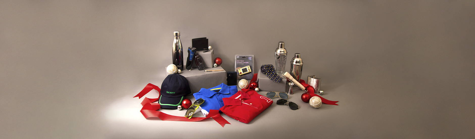 The Finest Gifts for Him — Rustans.com